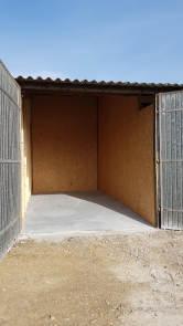 box garage pour camping car